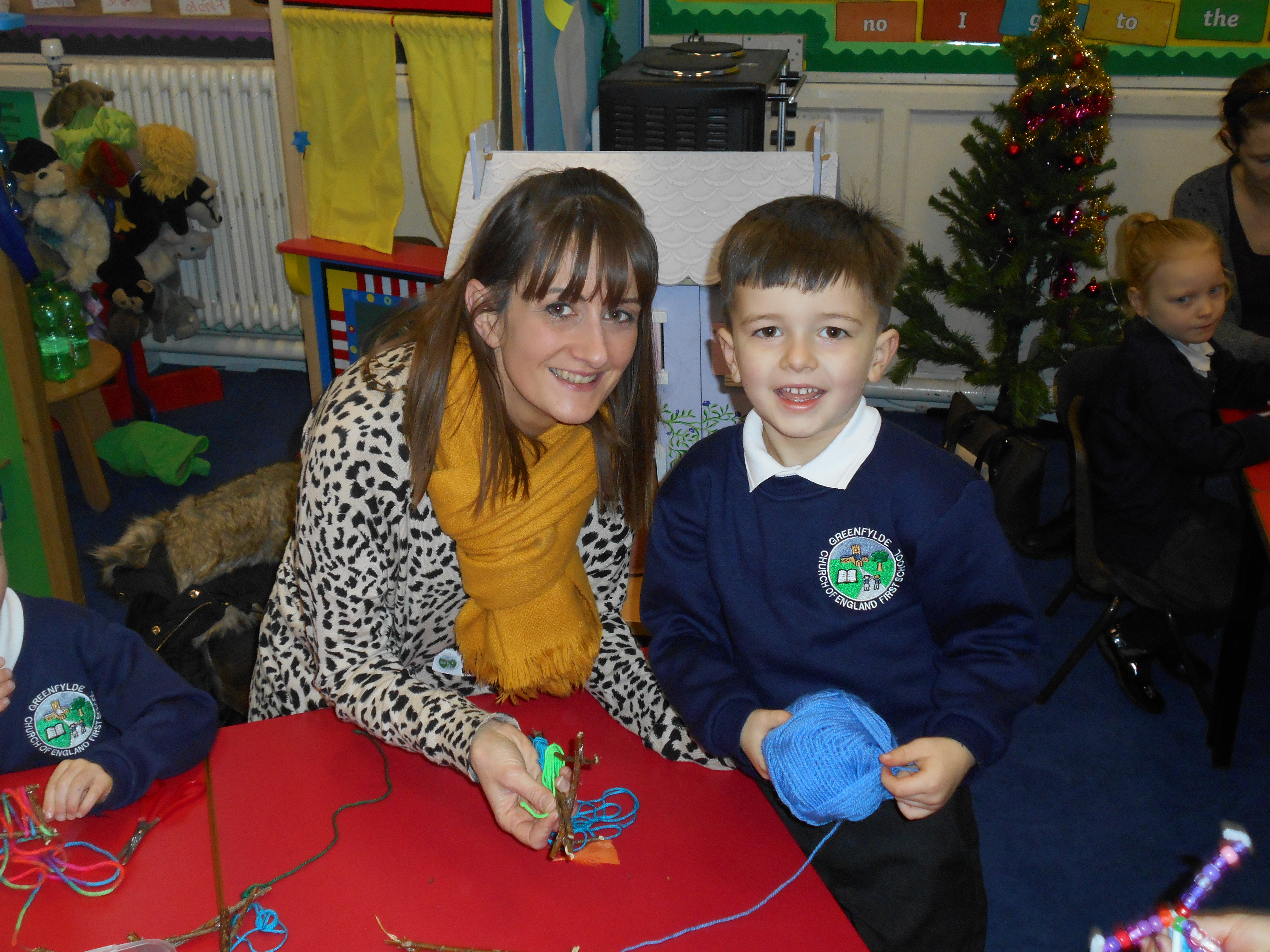 Greenfylde First School Welcome