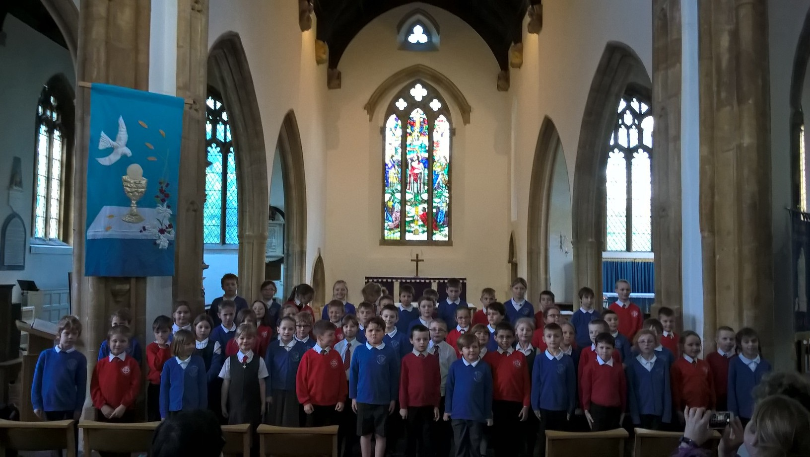 West Buckland and St Johns  Singing Strategy Concert Spring 2017.jpg